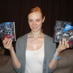Win a signed True Blood DVD and personalized photo of Deborah Ann