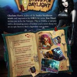 "Charlaine Harris interview about ""Dying for Daylight"""