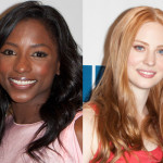 Interview with Deborah Ann Woll and Rutina Wesley at Comic Book signing