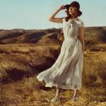 Vogue Magazine features Evan Rachel Wood