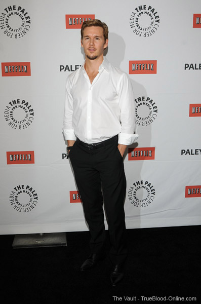 63825409thevault36201121420AM True Blood cast looks absolutely  fabulous on PaleyFest Red Carpet