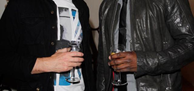 True Blood cast members meet at Sunset Cocktails event