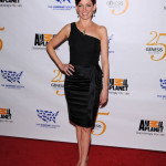 Carrie Preston and Lindsay Pulsipher at 25th Genesis Awards