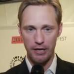 Alexander Skarsgård says the Viking vampire is very vulnerable in S4