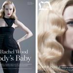 Evan Rachel Wood on the Cover of LA Times Magazine