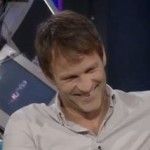 Stephen Moyer on The 3 Minute Talk Show