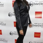 Janina Gavankar at the opening night gala of the Indian Film Festival