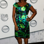Alfre Woodard backstage at the TEN Upfront 2011 in New York City