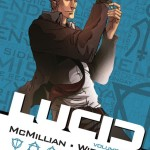 Michael McMillian's 'Lucid' hardcover comic is out today!