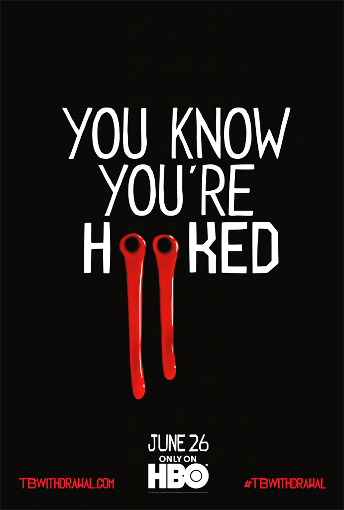 true blood season 4 posters. True Blood Season 4 poster