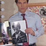 Charity Giveaway: Win a FHM Magazine signed by Stephen Moyer