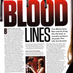 True Blood's Alex Woo interview in SFX Magazine