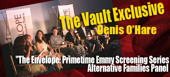The Vault Exclusive: Denis O'Hare – Alternative Families Panel