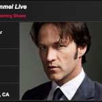 Stephen Moyer on Jimmy Kimmel Live