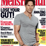 Stephen Moyer featured in Men's Health Magazine