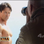 Video and pics: Stephen Moyer in Men's Health Magazine on EXTRA