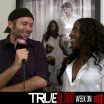 Rutina Wesley on NY Post's Pop Wrap – Part 1