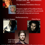 Hang out with True Blood cast for great music at Molly Malone's in LA
