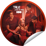 New True Blood Season 4 GetGlue Stickers