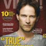 Stephen Moyer in View Magazine