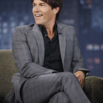 Photos of Stephen Moyer on Jimmy Kimmel Live