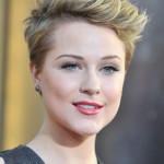 Evan Rachel Wood in presentation of Black Sun