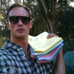 Script Signed By Alexander Skarsgård Auctioned For Jesse's Fund