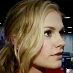 Anna, Stephen and Alex talk to Access Hollywood at Comic Con