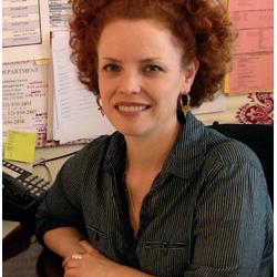 Audrey Fisher is Bon Temps Personal Shopper