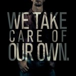 New Straw Dogs Poster – 'We Take Care Of Our Own'