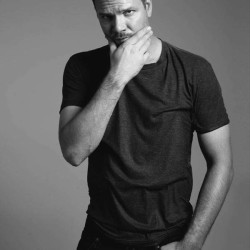 Jim Parrack showing some Southern Charm in DaMan Magazine
