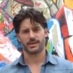 Joe Manganiello Takes Us On A Graffiti Date