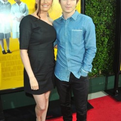 Marshall Allman attends the premiere of 'The Help'