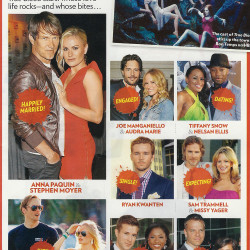 True Blood Couples in People Magazine