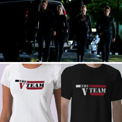 Here comes The V Team: sexy, deadly and delicious