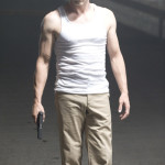 New images of Stephen Moyer as Russian Killer in The Double