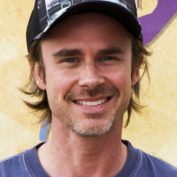 Sam Trammell at 6th annual Surfrider Foundation celebrity expression session