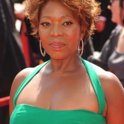 Alfre Woodard at 2011 Primetime Creative Arts Emmy Awards