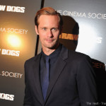 Video: Alexander Skarsgård at the Straw Dogs Premiere