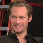 "Alexander Skarsgård radio interview on ""The Giver"""