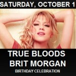 Brit Morgan Birthday Celebration at Chateau Nightclub
