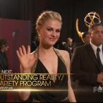 Anna Paquin at the Primetime Emmy Awards