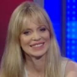 Kristin Bauer on 'Fox & Friends'