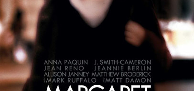 Poster for Anna Paquin's new film 'Margaret'