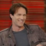 Stephen Moyer on LIVE with Regis & Kelly