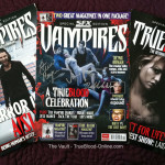Charity Auction: UK SFX Vampire Special signed by 3 True Blood Cast Members