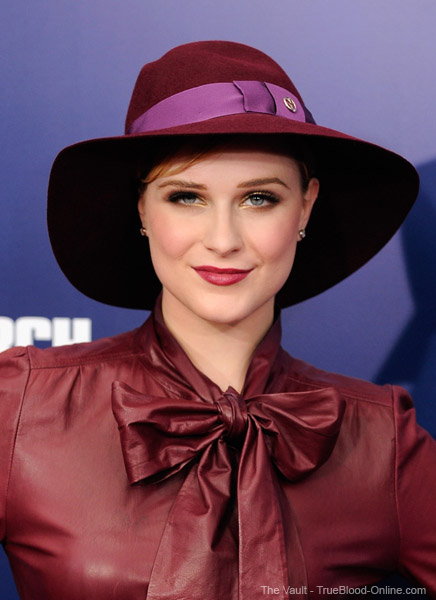 Evan Rachel Wood attends the NYC premiere of 'The Ides of ...