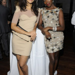Janina Gavankar attends Gotham Magazine's celebration