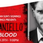 Joe Manganiello to attend Mohegansun Signings and Signtings