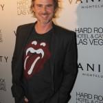 Sam Trammell Celebrates Halloween Weekend at Vanity Nightclub